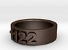 Custom Ring 1122 3d printed
