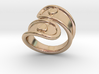San Valentino Ring 18 - Italian Size 18 3d printed