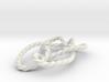 Stevedore knot 3d printed