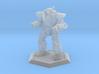 Mecha- Odyssey- Achilles (1/285th) 3d printed