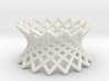 040: ruled hyperboloid 3d printed