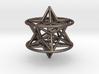 3d pentagram star 3d printed