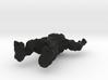 Mindless Rock Monster 2 3d printed