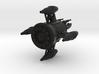 SSCF Pistolet Zvezdy 3d printed