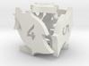 Tocrax Six-Sided Die 3d printed