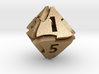 Tranglex Eight-Sided Die 3d printed