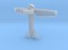 Fokker Dviii 3d printed