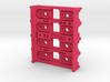 Contactor ceramic block 3d printed