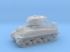 SHERMAN M4A3e8 (N scale) 3d printed