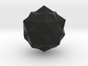 tron bit neutral compound of dodecahedron and icos 3d printed