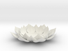 Lotus Flower Tea Light Holder 3d printed