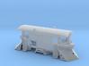 Schmalspur Schneepflug (Spur H0e) 3d printed