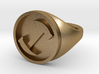 Simpsons Stonecutters ring size 9 3d printed