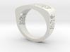 warpy ring 3d printed