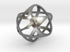 Jewish Star Sphere 3d printed