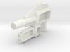 Sawrifle 5mm peg 3d printed