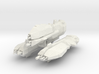 USF Heavy Cruiser x 3 3d printed