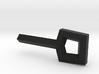 Square Key 3d printed