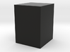 shellcube1 3d printed
