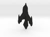 Nightwing Interceptor 3d printed