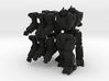 Mecha- Odyssey- Kronos parts (1/285th) 3d printed