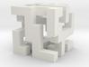 full cube 3d printed