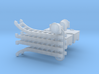 UP Water Tender Small Parts (2007-Present) 3d printed
