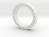 ♥♥♥ Heart Ring ♥♥♥ 3d printed