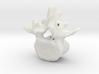 L4 lumbar vertebral body 3d printed