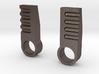 iGear Hench Brawn Stablising Heel Spurs - STEEL 3d printed