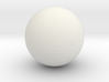 testball new netfabb 3d printed