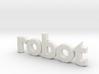 Robot 0002 3d printed