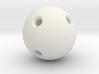 Mosaic Cube Sphere Core 3d printed