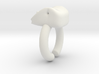 Moli Ring 3d printed