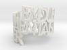 Iendus 3d printed