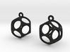Dod Earrings - Thin 3d printed