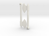 Single-bladed Hand Axe Set for ModiBot 3d printed Single-bladed Hand Axe Set for ModiBot