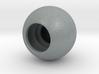 Kugel für Landegestell aus 14mm CFK Rohr 3d printed