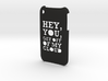 'Cloud' iPhone 3GS Cover 3d printed