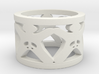 Intactivist Ring Size 6 3d printed