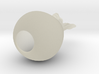 hare egg 3d printed