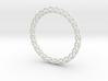 Braiding bracelet 3d printed