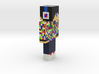 6cm | leovent 3d printed