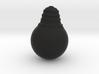 Lightbulb 3d printed