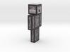 6cm | azagwen4500unt 3d printed