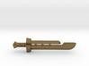 Razor Sword 3d printed