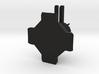 Warhammer 40K Custom Tau Empire Plasma Caster Turr 3d printed