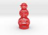Tealight Cover - Snowman (3/3) 3d printed
