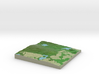 Terrafab generated model Mon Dec 02 2013 20:58:29  3d printed