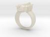 HotDog Ring 3d printed